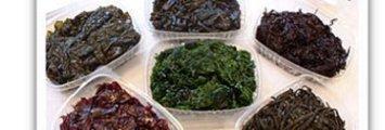 Algues comestibles : atouts nutritionnels uniques