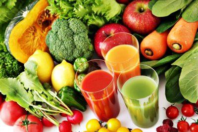 Les bienfaits des jus de fruits et légumes