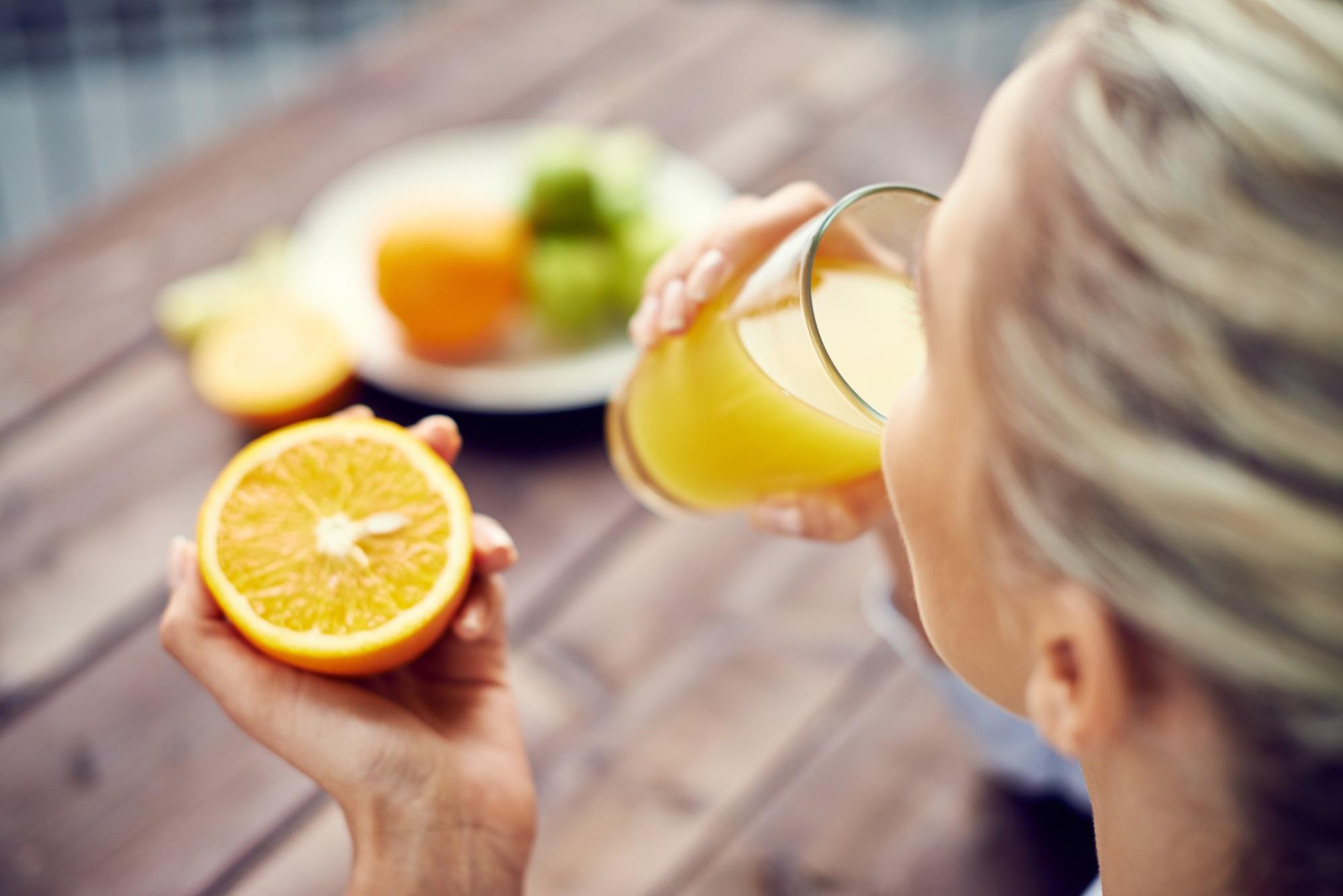 Les apports recommandés en Vitamine C pour notre corps
