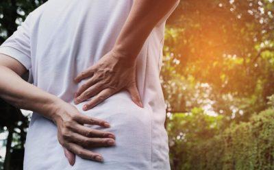 Entorse lombaire : comment soulager la douleur