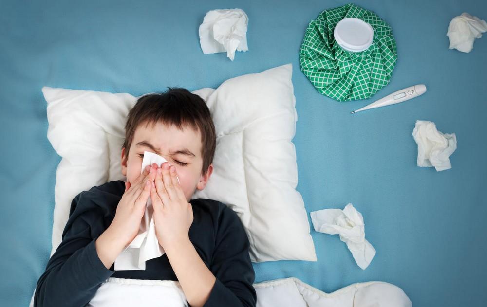 Comment soigner une grippe chez l'enfant ?